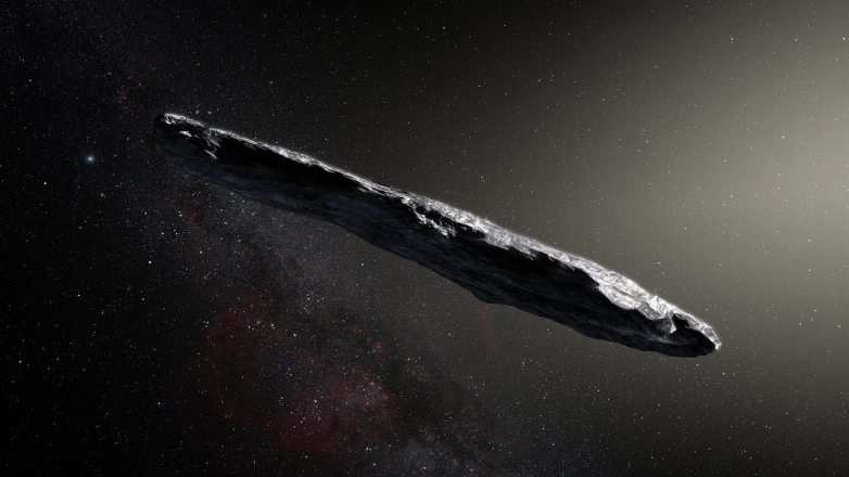Ученые обнаружили астероид из другой системы