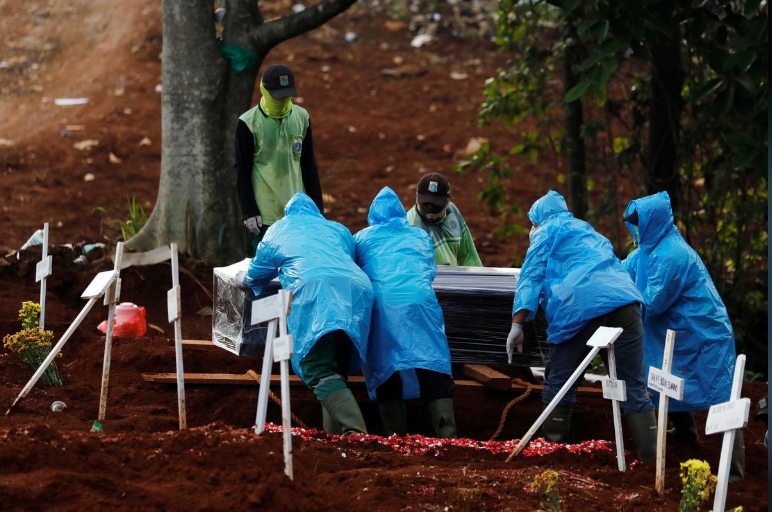 Случаи коронавируса превышают 1 миллион, нанося ущерб миру