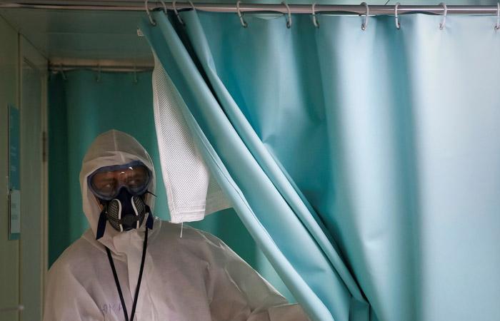 В Москве в ускоренном режиме разворачивают временные стационары для больных коронавирусом