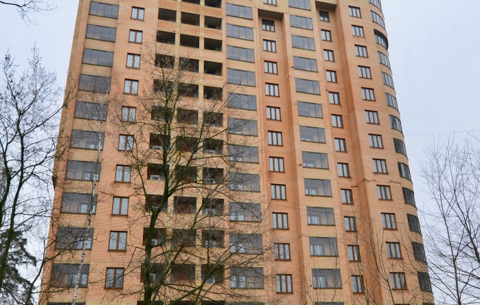 Суд позволил выкупить ЖК «Малыгина, 12» Московскому фонду защиты прав дольщиков»