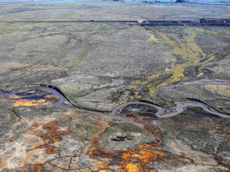 Красноярские ученые изобрели биосорбент для разлившейся нефти на Таймыре