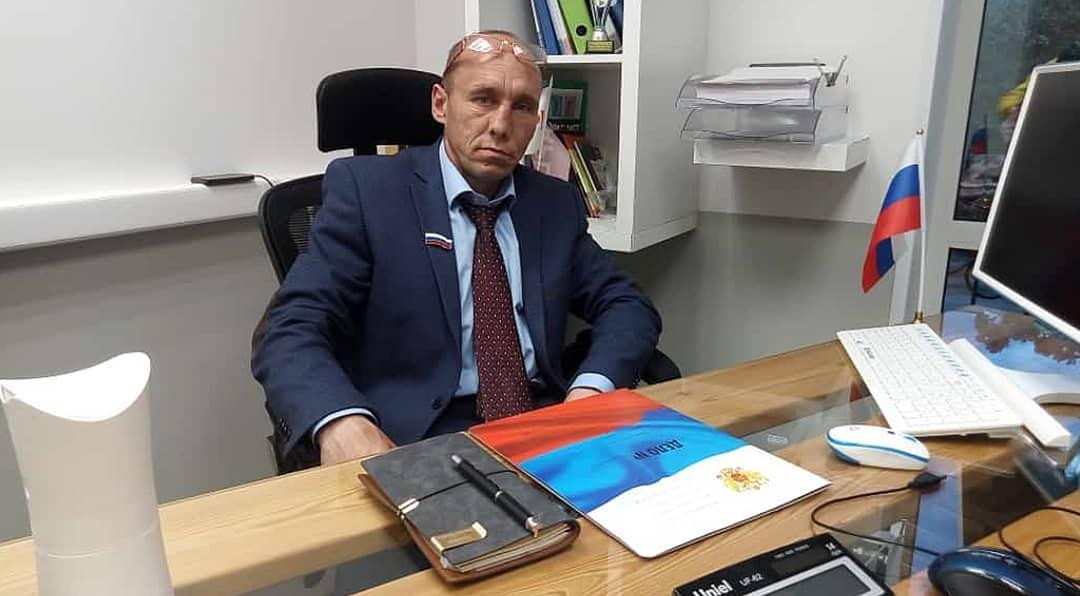 Депутата Наливкина арестовали на пять суток