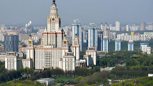 МГУ поднялся на 10 позиций в рейтинге лучших вузов мира