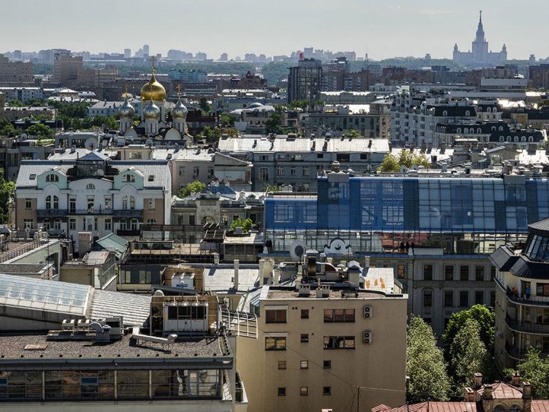 Москва в тройке мировых лидеров по росту цен на элитное жилье