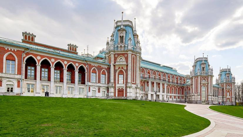 Музеи Москвы открываются для посетителей