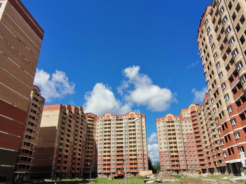 ЖК «Марушкино» получил свой участок земли для строительства