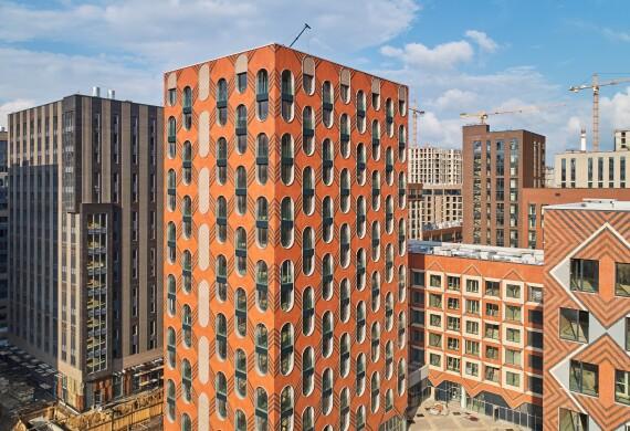 Владельцы почти 1000 квартир в ЖК «ЗИЛАРТ» и ЖК «Лучи» получили ключи
