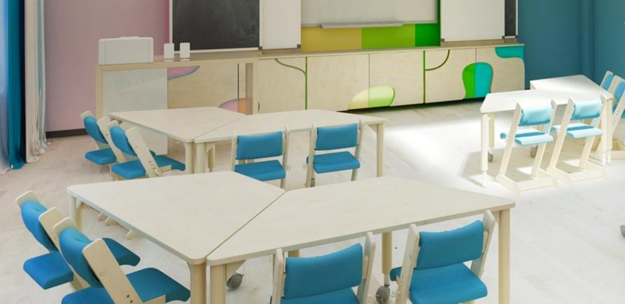 Детский сад «Волшебная долина» в ЖК «Скандинавия» открылся