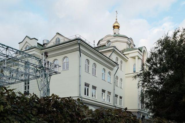 Православную школу на Тессинском переулке реконструируют
