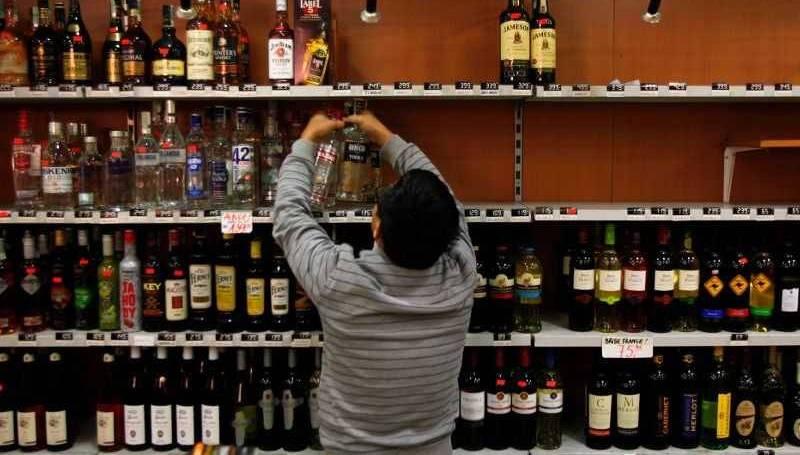 В российском селе запретили продавать алкоголь