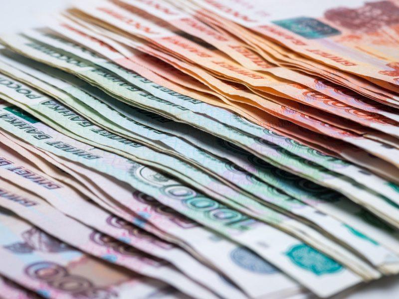 Зарплата в Москве выросла почти до 100 тысяч рублей
