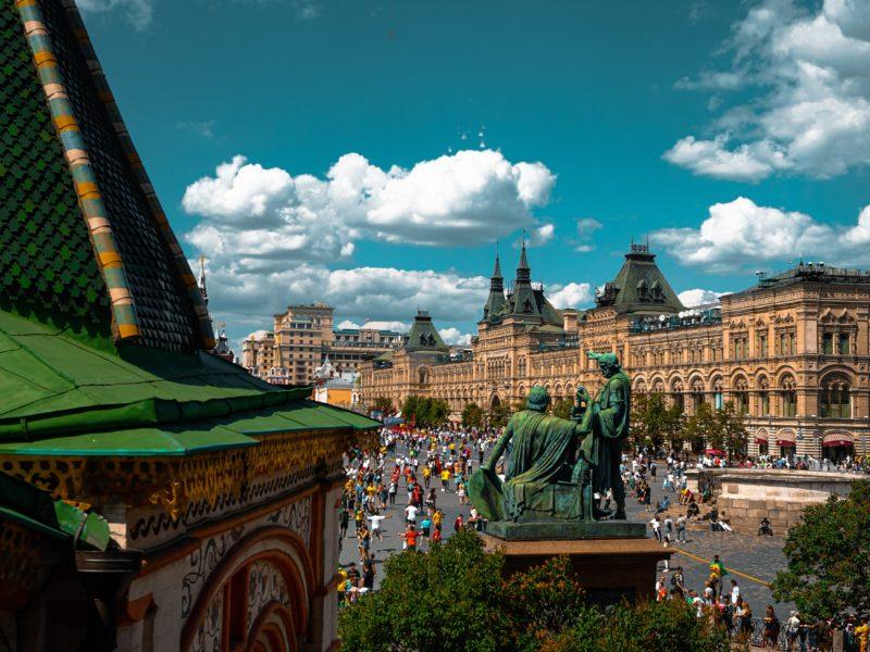 Москва вошла в тройку городов с самой эффективной политикой в пандемию