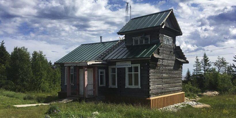Первый сельский аэропорт-музей появился в России