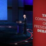 В США прошли первые теледебаты кандидатов в президенты