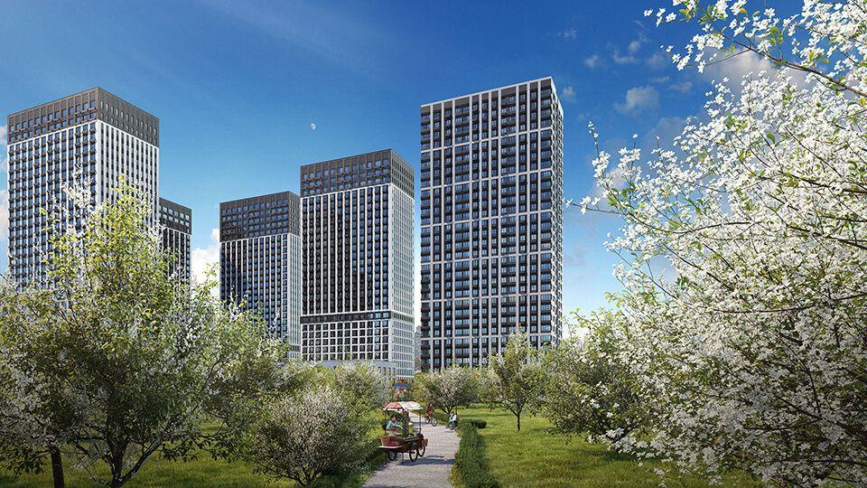 Девелопер «ИНТЕКО» создаст 300 рабочих мест на западе Москвы