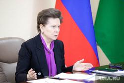 Губернатор ХМАО погасила конфликт мэрии и жителей