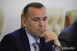 Курганский губернатор Вадим Шумков заболел