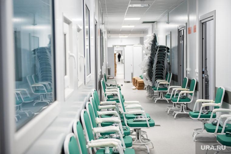 Насевере Свердловской области открывают новый COVID-центр