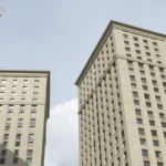 Завершено строительство двух домов жилого квартала «Октябрьское поле»