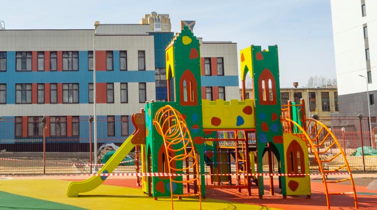 До конца 2020 года в районе Соколиная гора планируют ввести в эксплуатацию новый детский сад на 205 мест