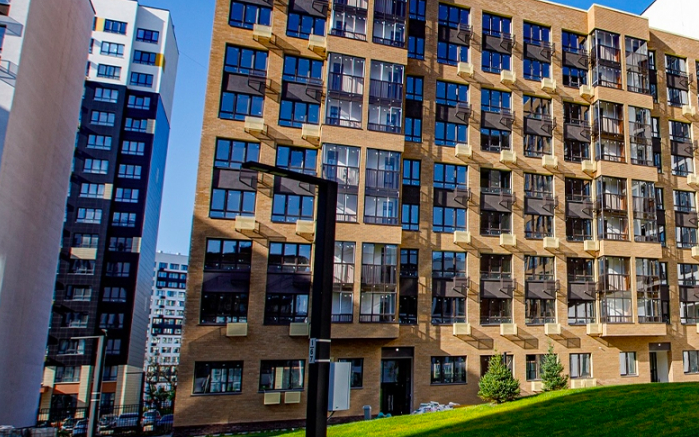Выдано разрешение на строительство дома на 938 квартир в ЖК «Скандинавия»