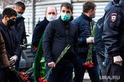 Выяснились подробности гибели от COVID физрука УВД Екатеринбурга. «У него не было полиса»