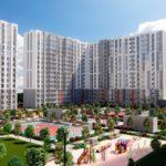 В районе «Новые Ватутинки» будет построен новый корпус на 962 квартиры