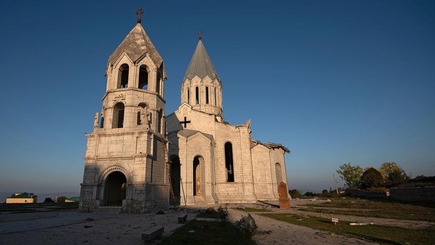 Баку обратиться в ЮНЕСКО из-за незаконного вывоза исторических экспонатов из Карабаха