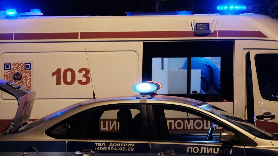 Четыре человека погибли при столкновении автомобиля и поезда на Кубани