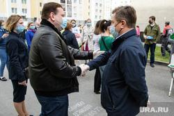 Глава района Екатеринбурга обошел коллегу в предвыборной гонке