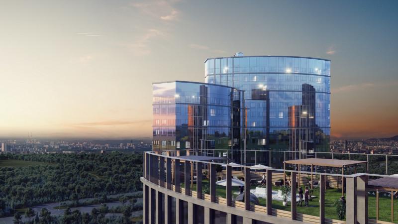 Завершить строительство школы в ЖК «Эталон-Сити» планируется в конце 2021 года