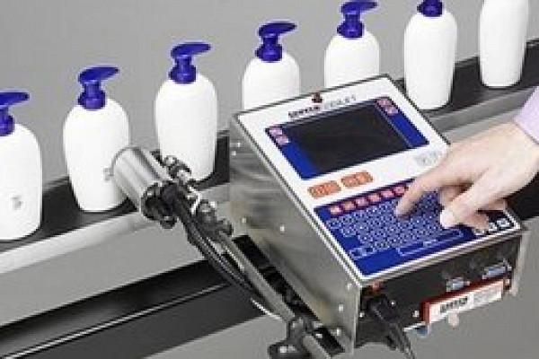 Маркировка напроизводстве спомощью промышленных маркеров ибесконтактным способом