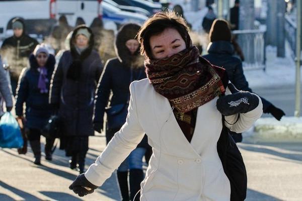 После морозов свыше -20градусов вКазань придет потепление