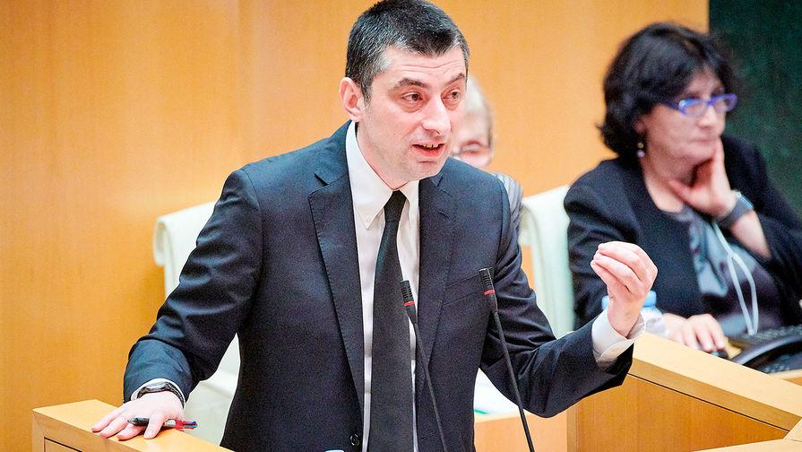 Премьер Грузии вылечился от коронавируса