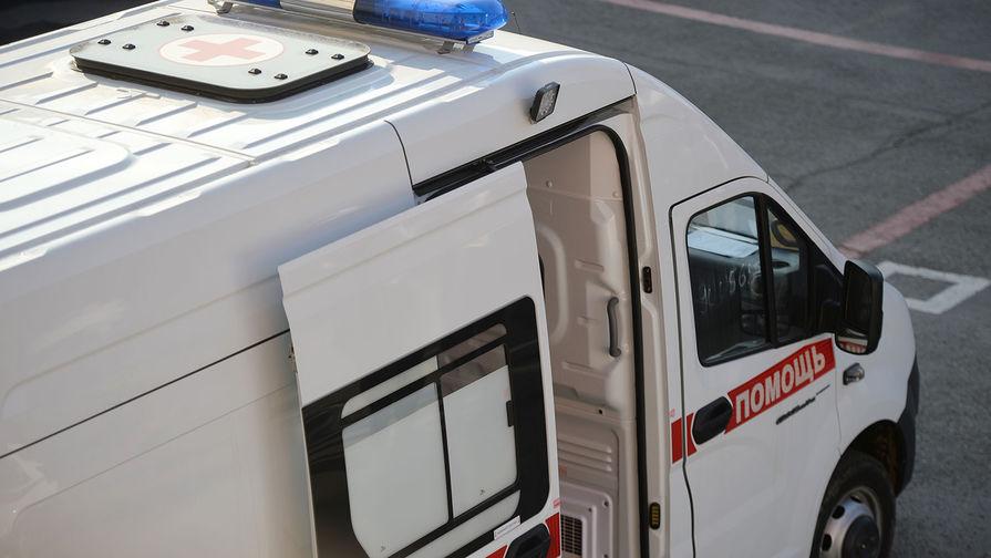 СКР начал проверку после падения девочки с четвертого этажа в Томске