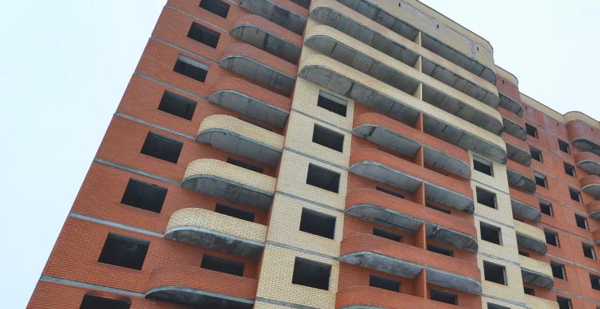Московский фонд защиты прав дольщиков проверил состояние конструкций проблемного дома в Кокошкино