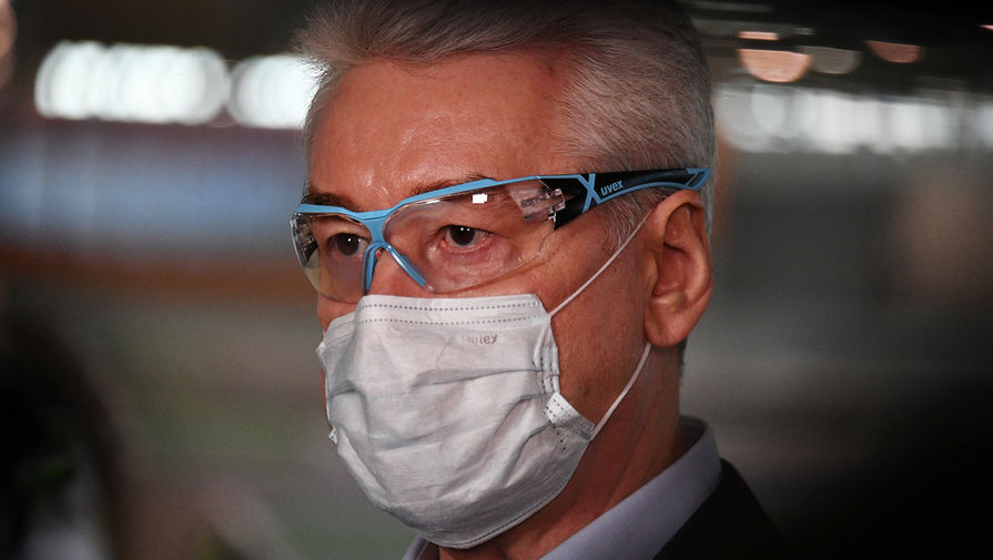 Собянин назвал управляемой ситуацию с коронавирусом в Москве