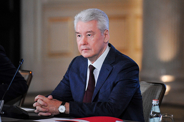 Собянин: ситуация скоронавирусом вМоскве может ухудшиться вближайшие недели