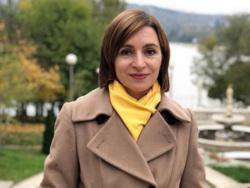 В Молдавии новый президент. Прозападный политик заявила о своей победе