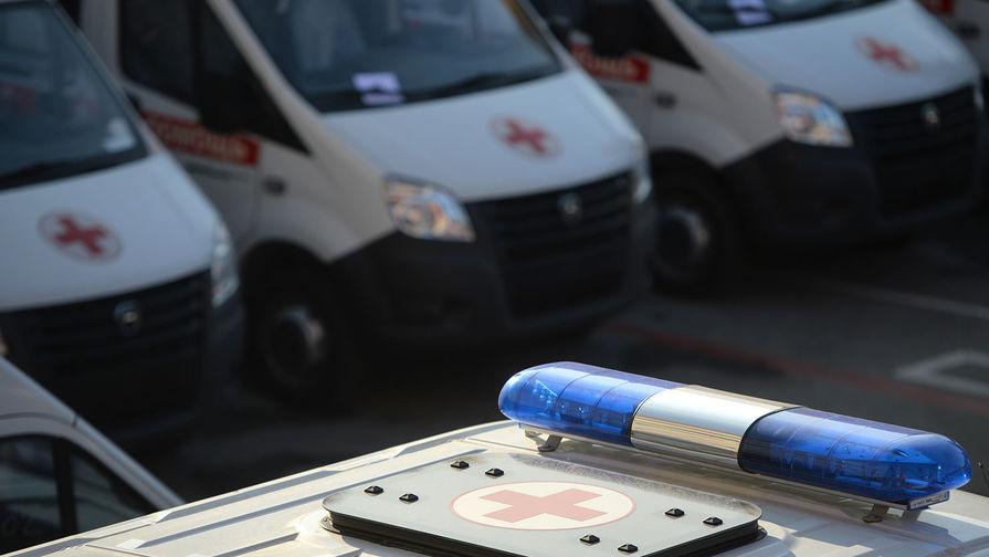 В Москве при взрыве газа в колодце пострадали два человека