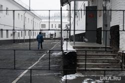 В СИЗО-1 Екатеринбурга вспышка коронавируса. ФСИН ведет отдельную статистику заболеваемости