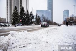 В Свердловскую область идет оттепель