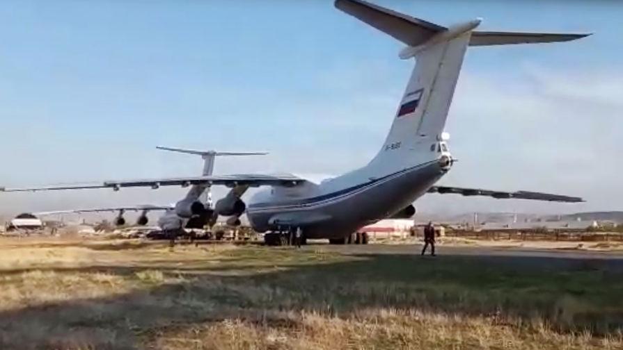 Власти Грузии открыли воздушное пространство для российских миротворцев