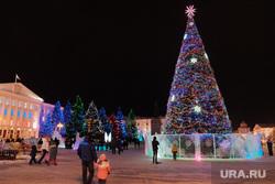 Власти ХМАО запретили праздновать новый год