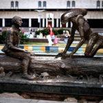 Вотчтоможно сделать, когда любишь Казань ифотошоп. Нофотошоп чуть больше