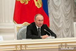 Что сказал Путин на заседании Госсовета. Главное