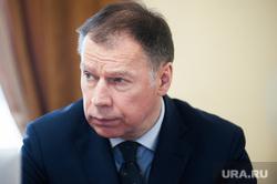 Легендарный госслужащий из полпредства УрФО подал в отставку