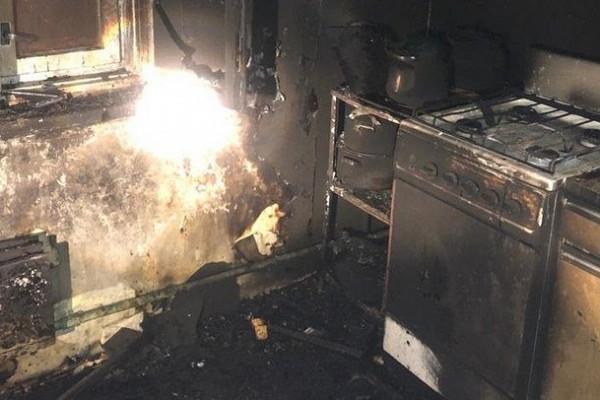 Минувшей ночью вТатарстане произошло двапожара, есть пострадавшие
