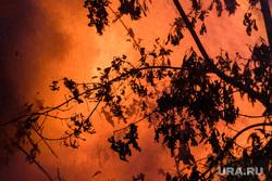 На нефтяном месторождении в ХМАО вспыхнул пожар