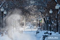На Средний Урал надвигаются аномальные морозы